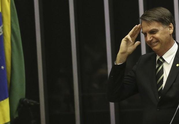 O presidente eleito Jair Bolsonaro (Foto: Agência Brasil)
