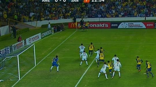 Contra o Querétaro, Santos volta ao palco onde Rafael Cabral brilhou na campanha do tri da Libertadores