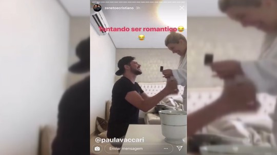 Cristiano, da dupla com Zé Neto, se casa em cerimônia religiosa no interior de SP