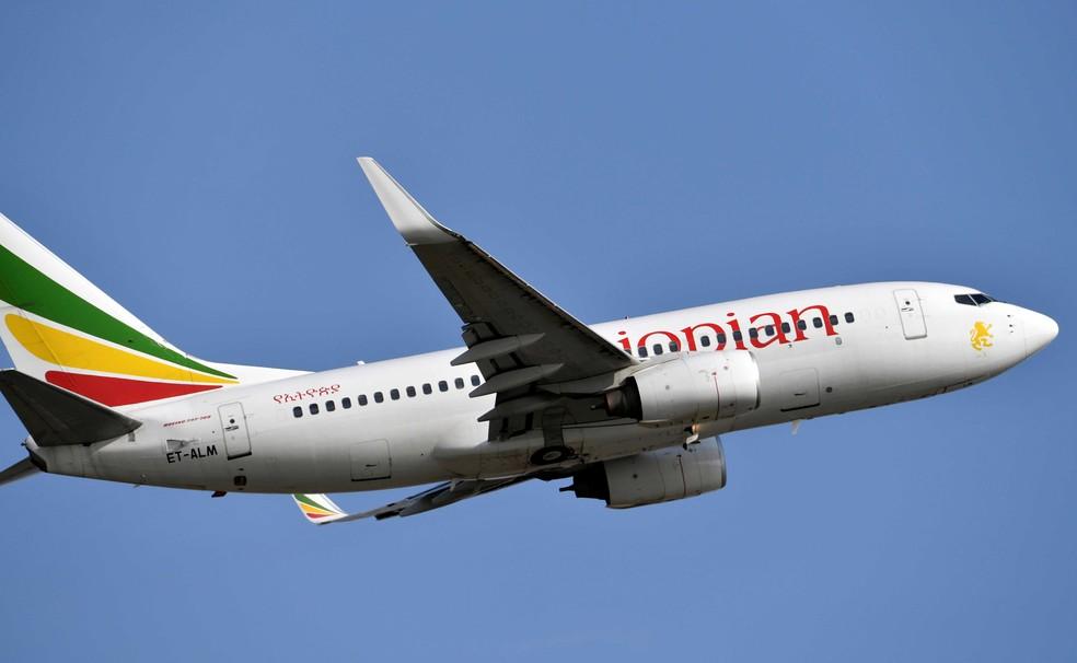 aviao - Queda de avião na Etiópia deixa 157 mortos, segundo a companhia aérea