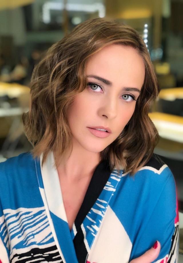 Juliana Silveira muda visual para viver nova personagem (Foto: divulgação )
