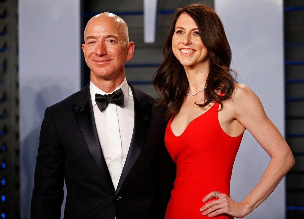 Jeff Bezos, dono da Amazon â?? Foto: Danny Moloshok/Foto de arquivo/Reuters