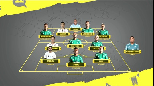 Confira a seleção do Campeonato Paulista de 2018