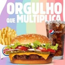 Burger King: campanha