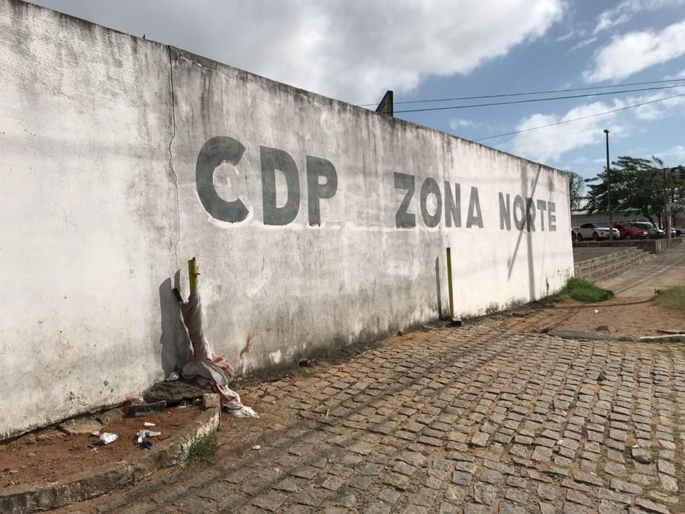 CDP da Zona Norte de Natal (Foto: Kleber Teixeira/Inter TV Cabugi)
