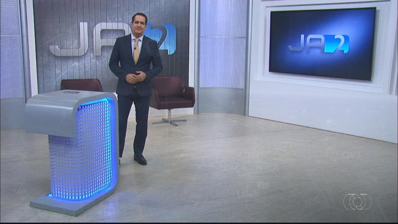 VÍDEOS: Jornal Anhanguera 2ª Edição de terça-feira, 11 de maio de 2021