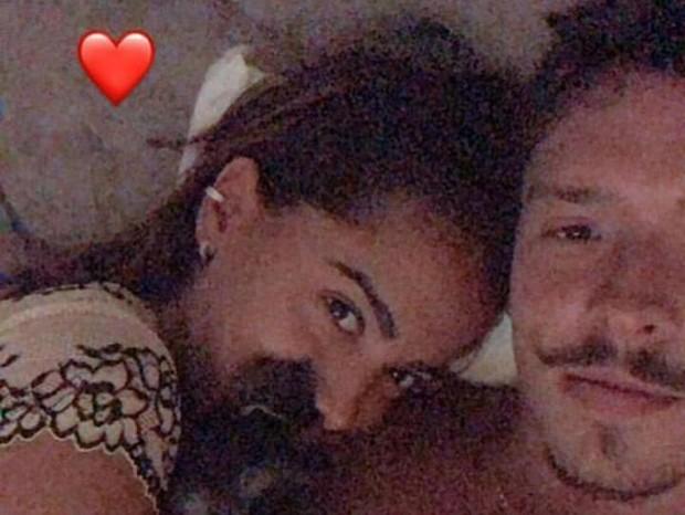 Anitta e Ronan Souza (Foto: Reprodução/Instagram)
