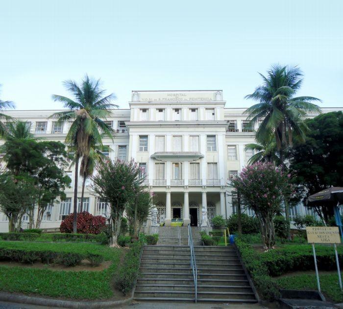 O Hospital São Francisco na Providência de Deus fica na Tijuca