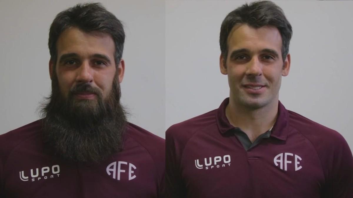 Saulo paga aposta com Ferroviária e corta barba após dois anos; veja novo visual – globoesporte.com