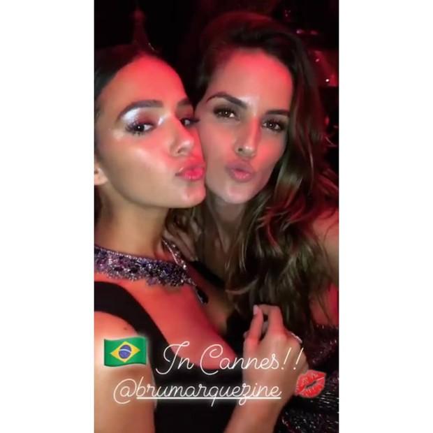 Beuna e Izabel (Foto: Reprodução/Instagram)