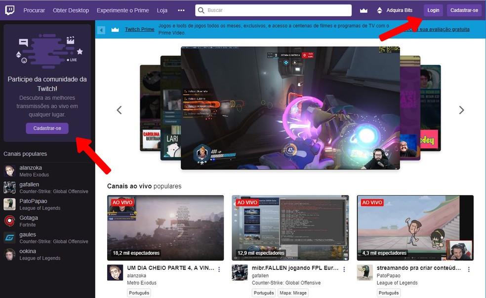Como fazer live na Twitch TV com OBS e XSplit | Esports | TechTudo