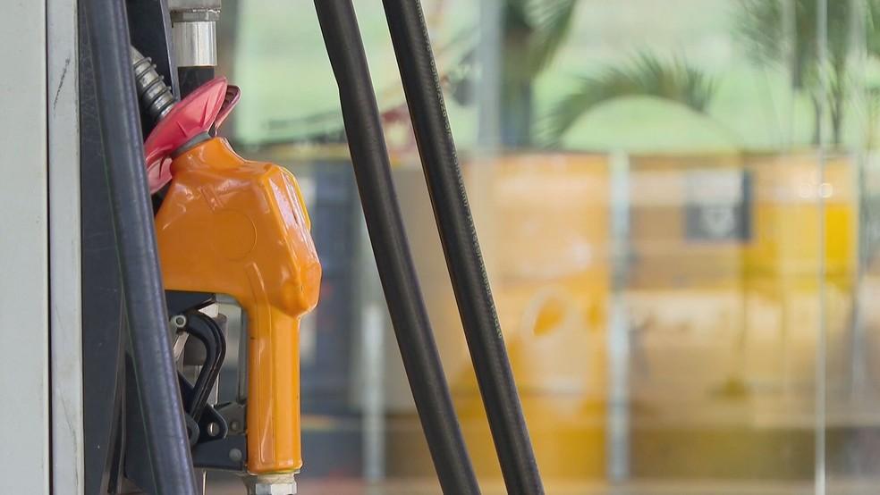 Expectativa é de redução no preço dos combustíveis — Foto: TV Globo/Reprodução