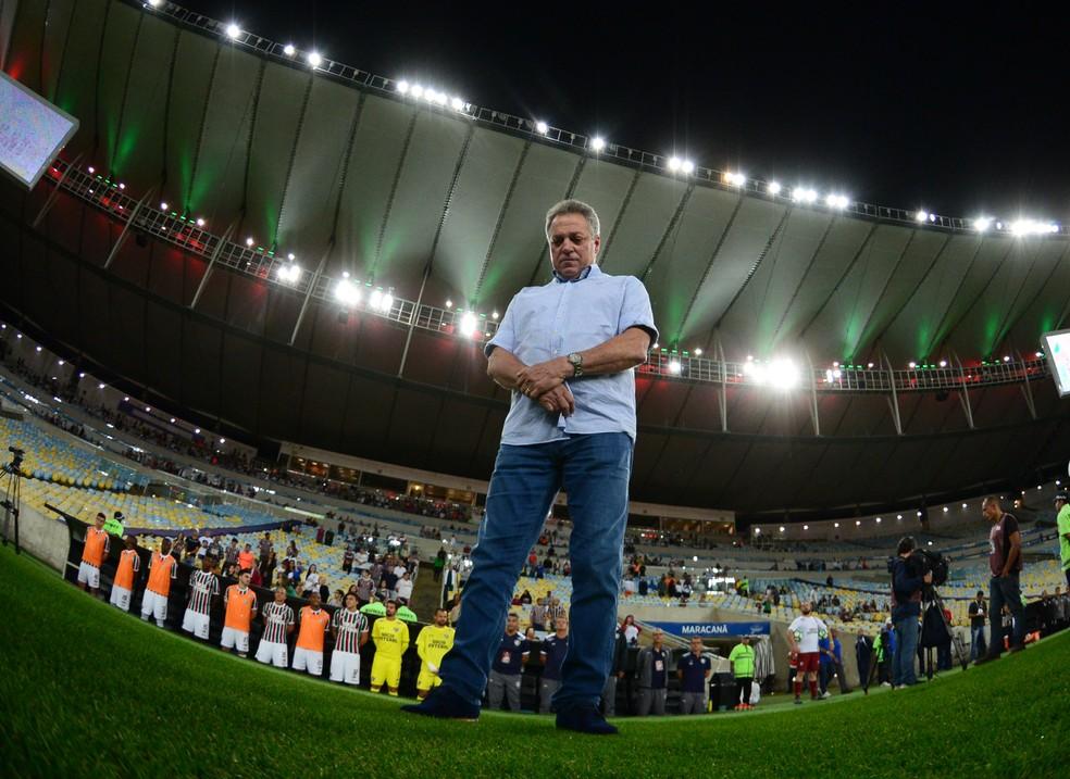 abel braga fluminense (Foto: André Durão / GloboEsporte.com)