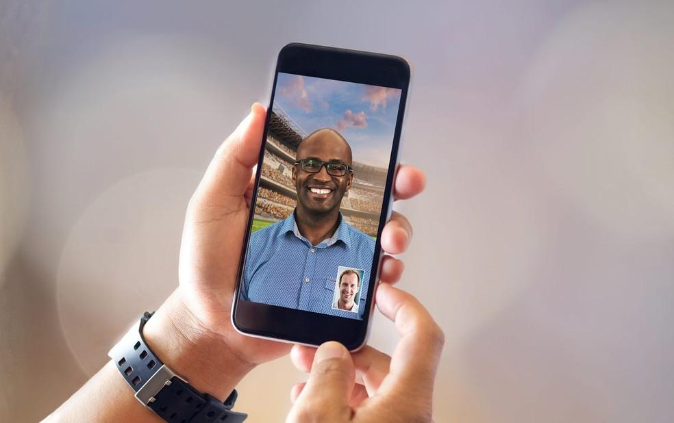 O Zoom foi um dos destaques no home office em 2020 — Foto: Divulgação