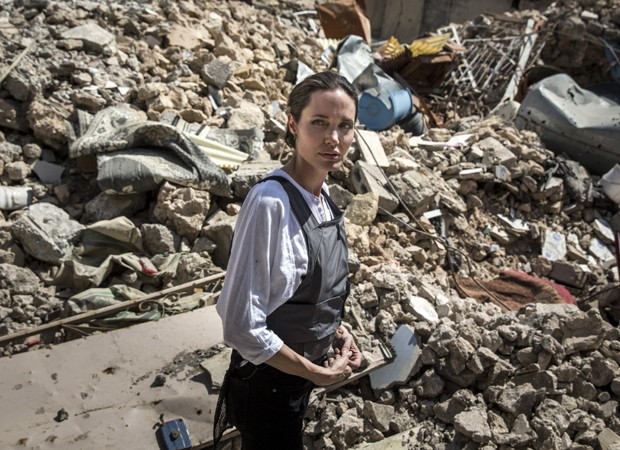 Angelina Jolie (Foto: Andrew McConnell / UNHCR via Getty Images)
