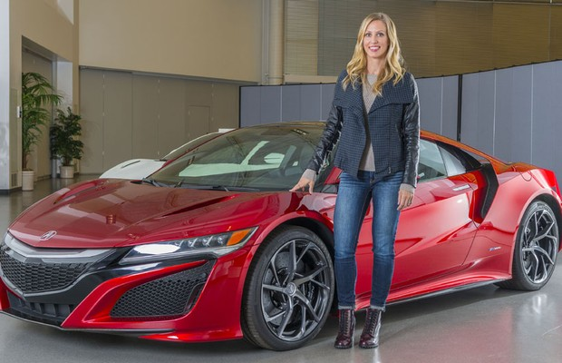 entrevistamos a designer do novo honda nsx auto esporte not cias. Black Bedroom Furniture Sets. Home Design Ideas