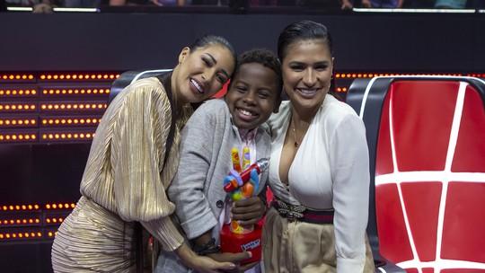Simone & Simaria contam que se reconhecem em crianças do 'The Voice Kids'