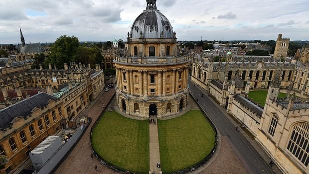Universidade de Oxford, no Reino Unido (Foto: Carl Court/Getty Images)