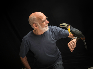 Tony Generico usou técnica especial para fotografar no escuro (Foto: Tony Generico)
