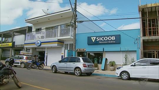 Polícia prende suspeito de participar de ataque a agência bancária e loja em Jacuí