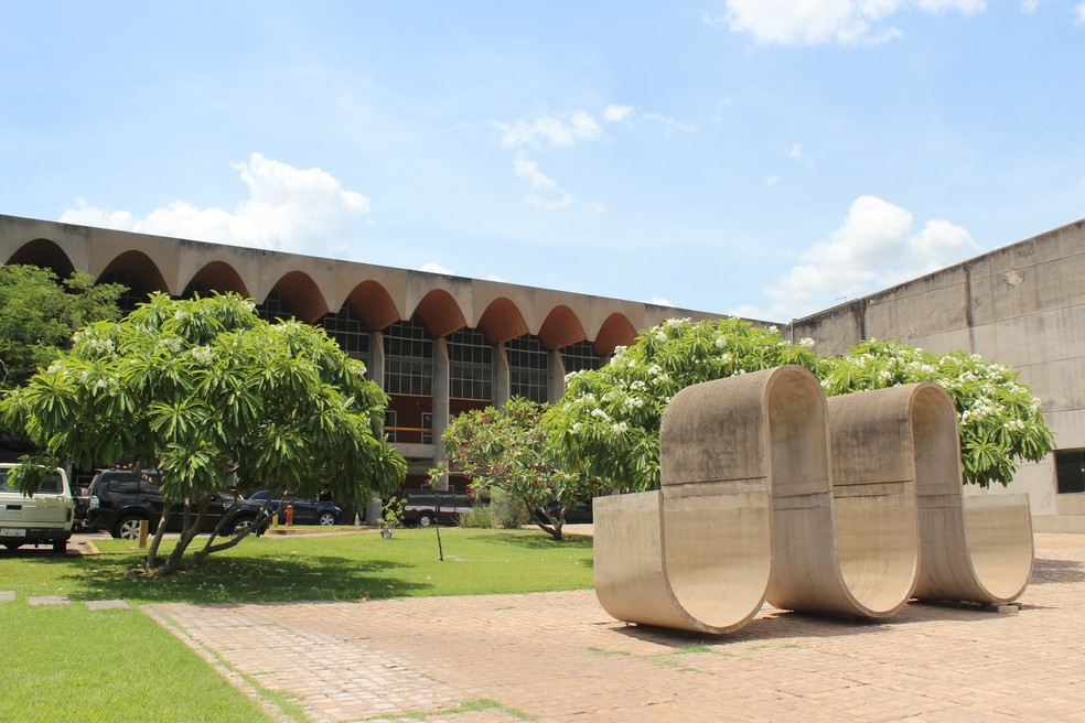 Assembleia Legislativa do Piauí — Foto: Gustavo Almeida/G1