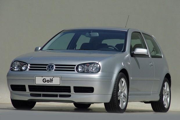 Volkswagen Golf GTI VR6 2.8 (Foto: Divulgação)