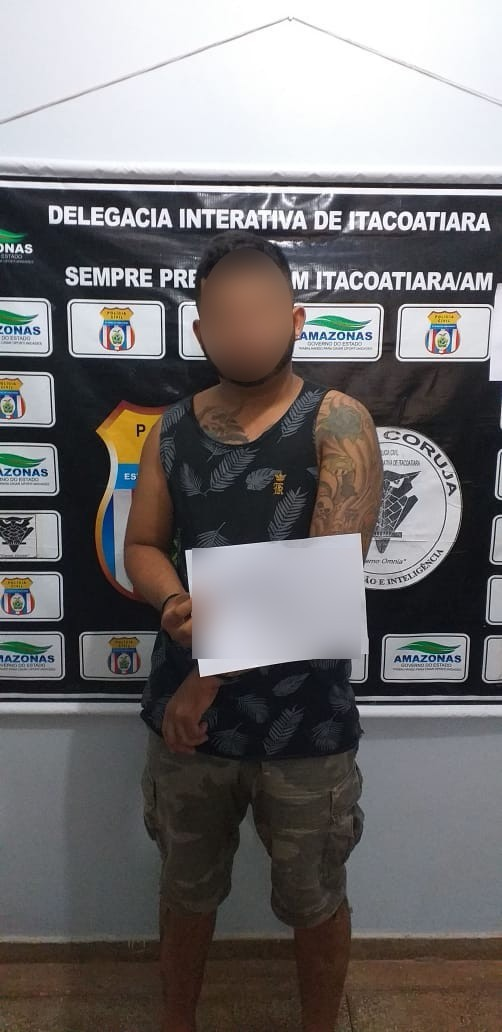Suspeito de ter envolvimento em duplo homicídio é preso em Itacoatiara - Notícias - Plantão Diário