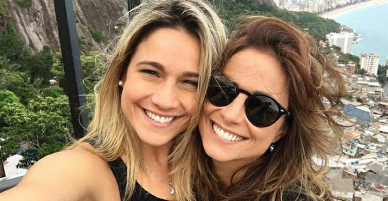 Resultado de imagem para Fernanda Gentil e Priscila Montandon