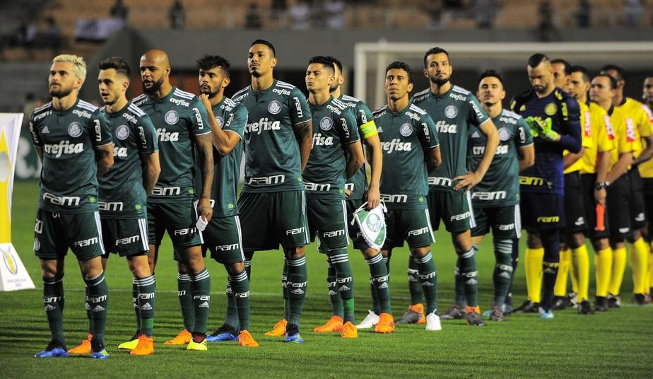aaeea1cbe75df Atuações do Palmeiras  Lucas Lima vai bem