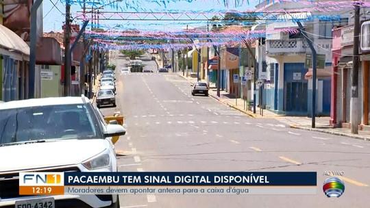 Sinal analógico de TV vai ser desligado na região de Presidente Prudente