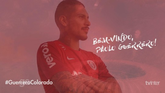 Contrato longo, projeto e paciência: como o Inter fechou a contratação de Guerrero