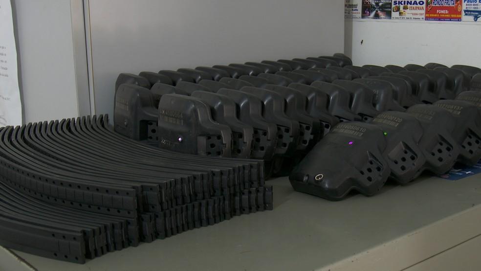 Sejus não possui mais vagas para instalar sistema do equipamento com a empresa responsável (Foto: Rede Amazônica/Reprodução)