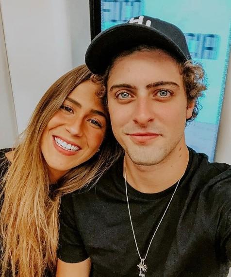 Natália Vivacqua e Eike Duarte (Foto: Reprodução Instagram)