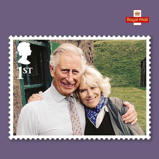 Charles e a mulher, Camila Parker Bowles (Foto: divulgação)