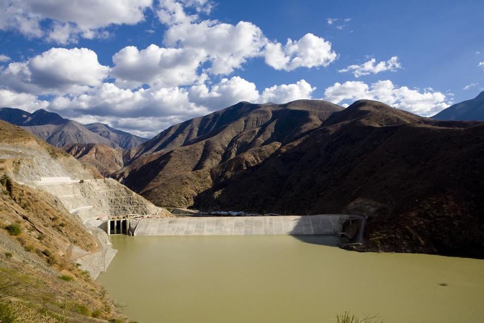 Odebrecht vendeu projeto de irrigação Olmos, no Peru, para a Brookfield (Foto: Divulgação)