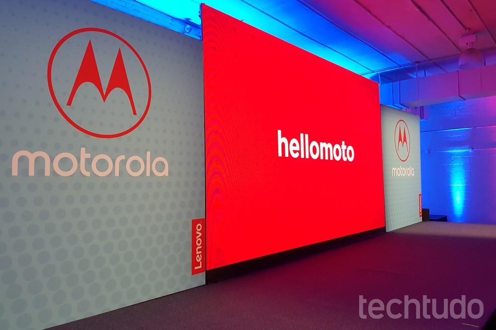 e3385bfed81 ... Motorola prepara lançamento de novo celular (Foto: Thássius Veloso/ TechTudo)