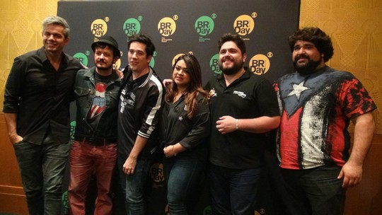 Preta Gil, Jota Quest e César Menotti e Fabiano adiantam o que vai rolar no BR Day NY