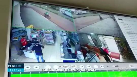 Comerciante morre após ser baleado por assaltante, em Campo Mourão