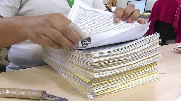 burocracia (Foto: Reprodução)