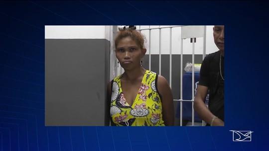 Mulher é presa por espancar filha de 4 anos no Maranhão