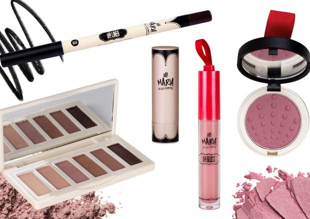 Nova linha de maquiagem Oh!Maria, da Lola Cosmetics (Foto: Divulgação)