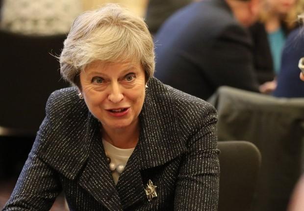 Plano do Brexit proposto por Theresa May será votado em 11 de dezembro no Parlamento britânico (Foto: Getty Images via BBC)
