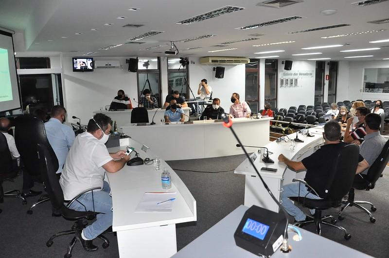 Secretaria de Fazenda de Divinópolis realiza audiência de prestação de contas na Câmara