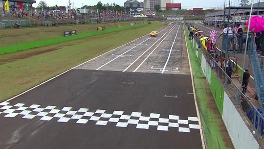 Felipe Fraga e Átila Abreu são os grandes vencedores da rodada dupla de Stock Car em Cascavel