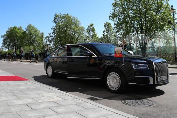 Aurus Senat é apenas o primeiro de uma família de luxo (Foto: Divulgação)