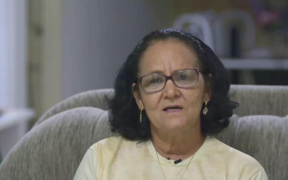 Naizete Santos atribui cura de um aneurisma a Nossa Senhora Aparecida. (Foto: Reprodução/Internet)