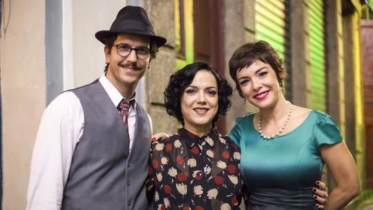 Bete Coelho comenta participação em 'Cidade Proibida': 'Fui muito bem recebida por elenco e equipe'