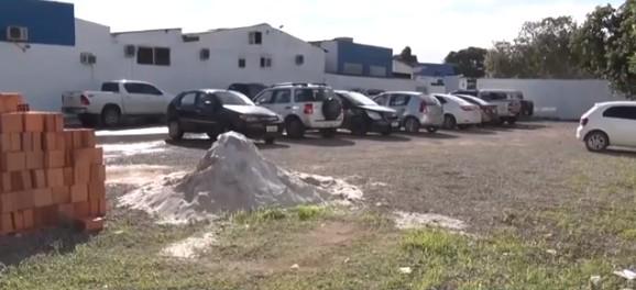 Hospital de campanha será montado no estacionamento do hospital municipal de Teixeira de Freitas, na BA