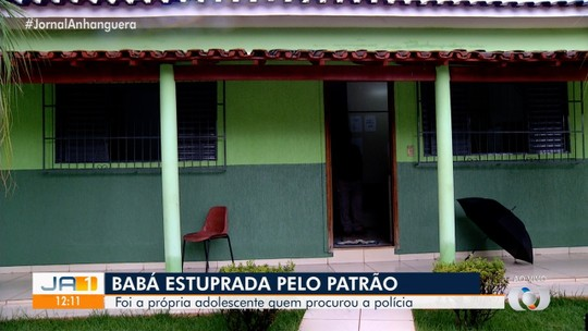 Patrão é preso suspeito de dar bebida e estuprar babá de 15 anos, em Rio Verde