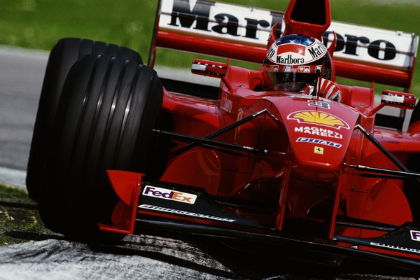 O ex-piloto de Fórmula 1 Michael Schumacher (Foto: Getty Images)